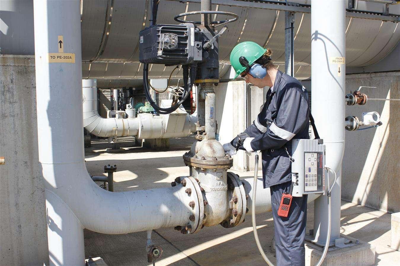 LDAR气体泄漏检测